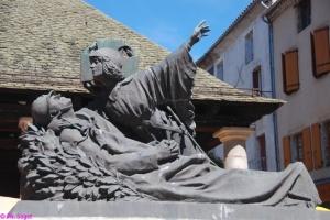 Monument aux morts de Langogne