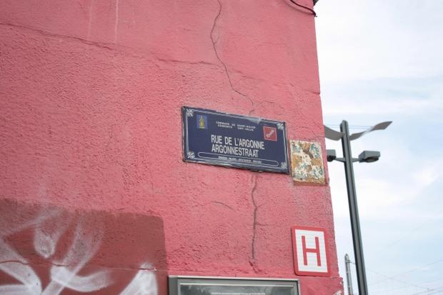 Rue de l'Argonne, Saint-Gilles