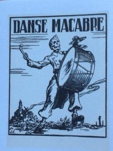 Danse macabre, Jean Virolle, 1942