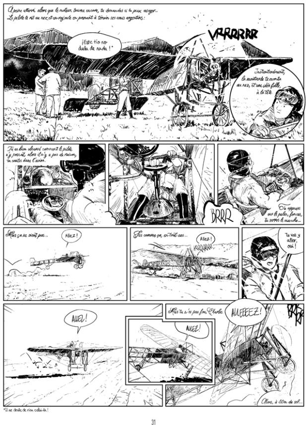 Extrait de Nungesser, Fred Bernard-Aseyn