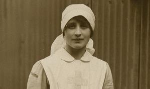 Vera Brittain pendant la guerre