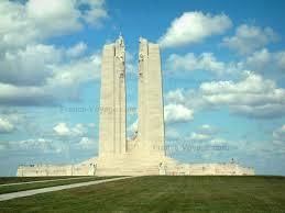 Mémorial Canadien,Vimy