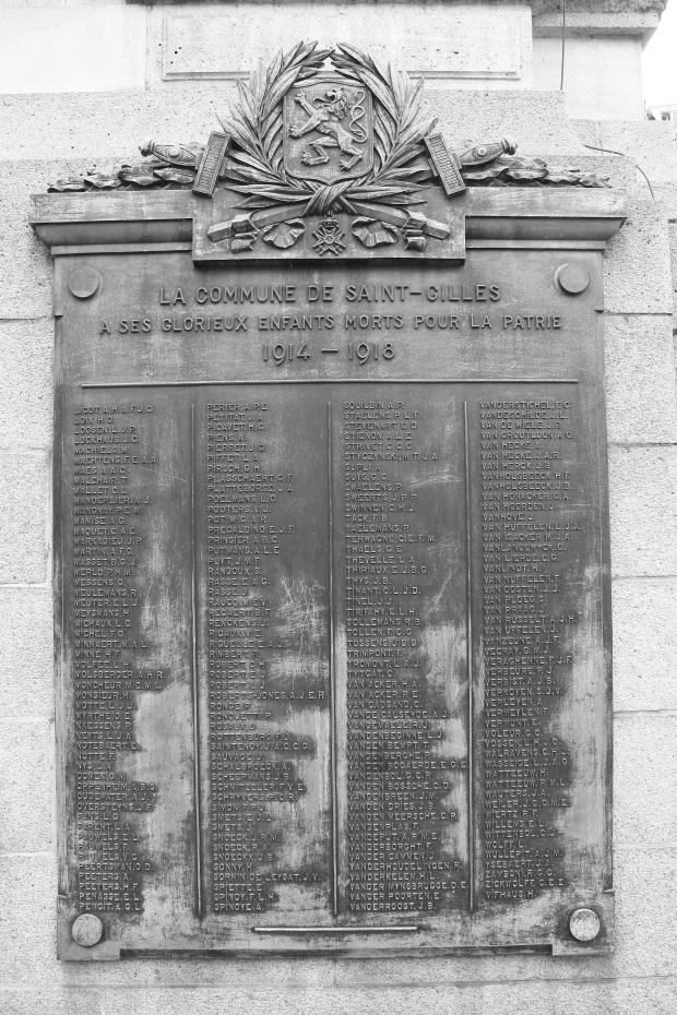 Mémorial de Saint-Gilles